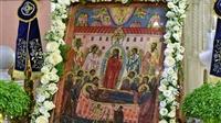 (Δελτίο Τύπου) Αρχιερατική Θεία Λειτουργία εις τον Ιερό Μητροπολιτικό Ναό Αγ. Παρασκευής - Λαγκαδά