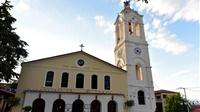 (Δελτίο Τύπου) Πατριαρχική Θεία Λειτουργία εις τον Ιερό Ναό Αγίου Γεωργίου - Σοχού