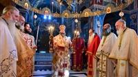(Δελτίο Τύπου) Αρχιερατική Θεία Λειτουργία εις το Ι. Ησυχαστήριο Η Ανάσταση του Κυρίου Εμμαούς