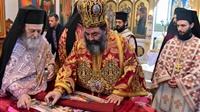 (Δελτίο Τύπου) Αρχιερατική Θεία Λειτουργία εις τον Ιερό Ναό Αγ. Δημητρίου & Ιωάννου του Θεολόγου - Αναλήψεως