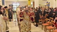 (Δελτίο Τύπου) Αρχαιοπρεπή  Αρχιερατική Θεία Λειτουργία του Αγ. Αδελφοθέου εις τον Ι.Ν. Αγ. Πορφυρίου - Ηρακλείου