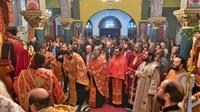 (Δελτίο Τύπου) Υποδοχή Λύθρου του Αγ. Δημητρίου εις τον Ιερό Ναό Αγίου Δημητρίου - Χυσαυγής