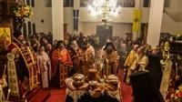 (Δελτίο Τύπου) Ιερά Αγρυπνία επί τη Ιερά Μνήμη του Οσίου Πορφυρίου του Καυσοκαλυβίτου
