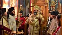 (Δελτίο Τύπου) Αρχιερατική Θεία Λειτουργία εις την Ιερά Μονή Αγίας Τριάδος - Πέντε Βρύσεων