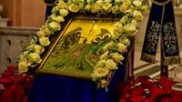 (Δελτίο Τύπου) Οι Μεγάλες Ώρες και Αρχιερατική Θεία Λειτουργία εις τον Ιερό Μητροπολιτικό Ναό Αγ. Παρασκευής - Λαγκαδά
