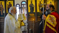 (Δελτίο Τύπου) Εορτάσθηκε η μνήμη του Οσίου και Θεοφόρου Πατρός Αντωνίου του Μεγάλου, εις την Ιερά Μητρόπολη Λαγκαδά