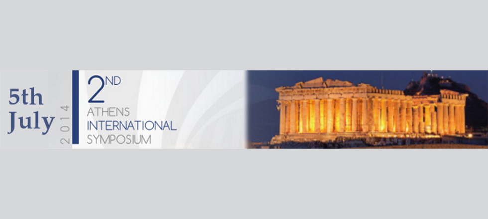 2nd Athens International Symposium