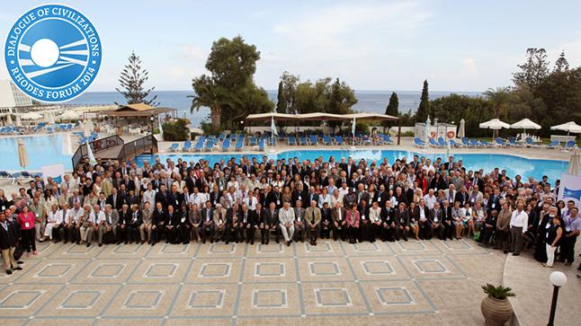 12th Rhodes Forum 2014- Preventing world war through  global...