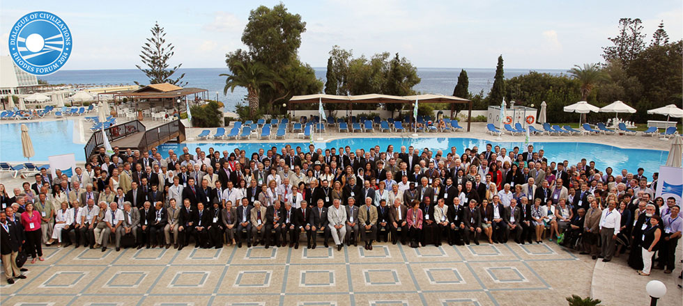 Rhodes Forum 2014- Preventing world war through  global solidarity: 100 years on