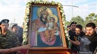Η Θαυματουργή Εικόνα της Παναγίας της Αγιοταφίτισσας στη Θεσσαλονίκη