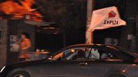 Εκλογές 2015- Θεσσαλονίκη: Κλίμα και παλμός κατά  την ανακοίνωση...