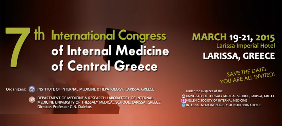 7th International Congress of Internal Medicine of Central Greece