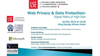Web Privacy & Data Protection: Digital Paths of High Risk
