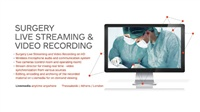 Surgery Live Streaming & Video Recording