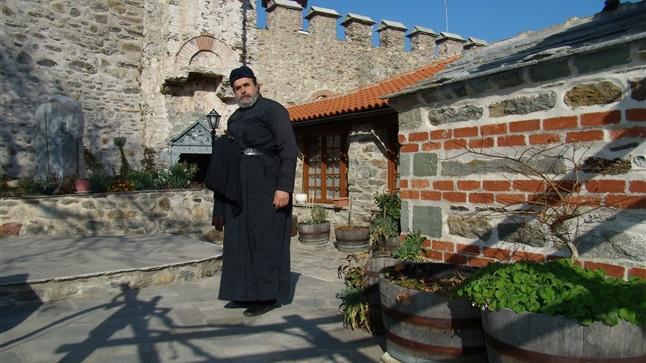Πατέρας Επιφάνιος |Μυλοπόταμος, Ιερό Κάθισμα Αγίου Ευσταθίου,...
