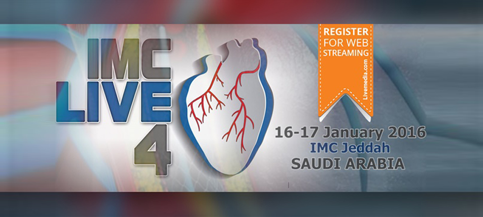 4th IMC Live 2016 - Jeddah, Saudi Arabia