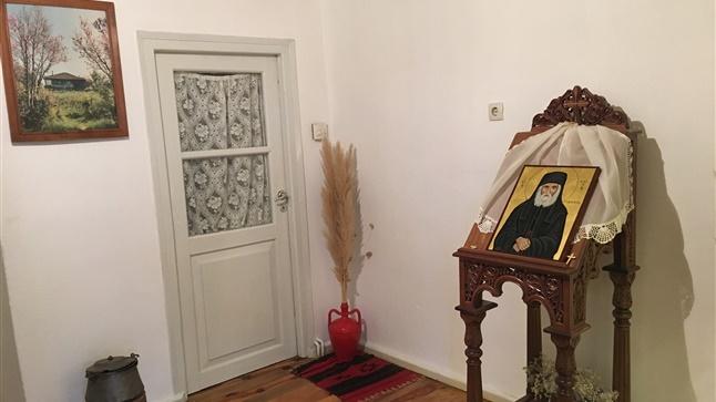 Το σπίτι του Αγίου Παϊσίου στην Κόνιτσα