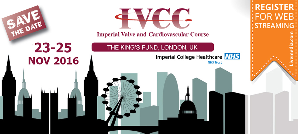 Imperial Valve and Cardiovascular Course  2016 | London