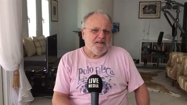O Σταύρος Λυγερός, δημοσιογράφος - αναλυτής μιλά στο Livemedia...