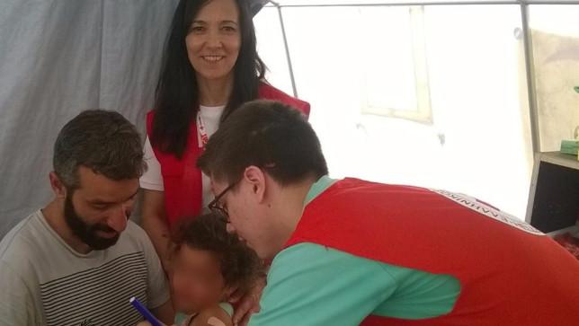 Εμβολιασμός 200 παιδιών κατά της ηπατίτιδας Α στο Κέντρο Φιλοξενίας...