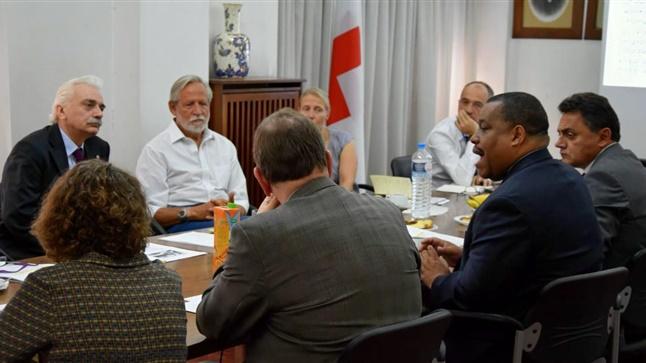 Ο μακροπρόθεσμος σχεδιασμός του Ε.Ε.Σ. και της IFRC για την υποστήριξη...