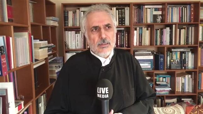 Ο πατήρ Πέτρος Μινώπετρος, ιερέας και σκηνοθέτης μιλά για τη...