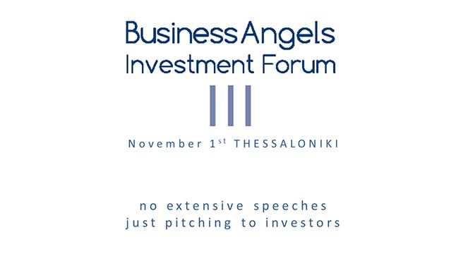Business Angels Forum III