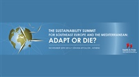 THE SUSTAINABILITY SUMMIT  FOR SOUTHEAST EUROPE AND THE MEDITERRANEAN...