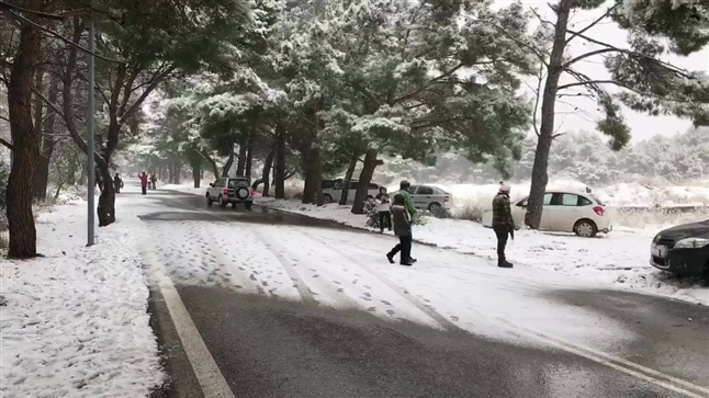 News | Ολικός παγετός σε πολλές περιοχές της Ελλάδας. Στην κατάψυξη η βόρεια Ελλάδα