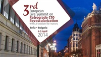 3rd European Live Summit on Retrograde CTO Revascularization