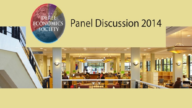 Panel Discussion 2014: Drivers of Economic Growth: The Day After...