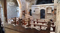 Anxious time for Syria's Christians amid Easter