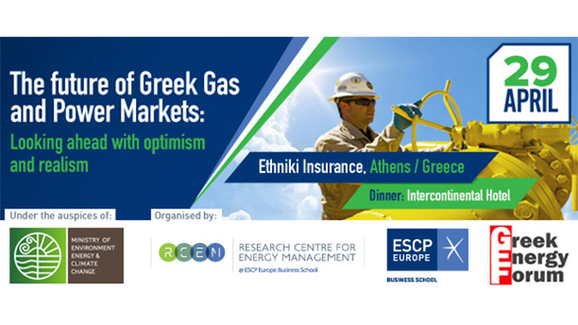 The future of Greek Gas and Power Markets: Looking ahead with...