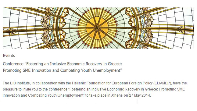 """Fostering an Inclusive Economic Recovery in Greece: Promoting..."
