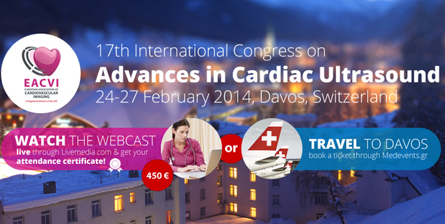 Congresses | 17th International Congress on Advances in Cardiac Ultrasound