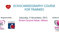 Echocardiography Course for Trainees