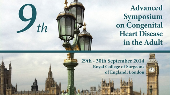 9th Advanced Symposium on Adult Congenital Heart Disease