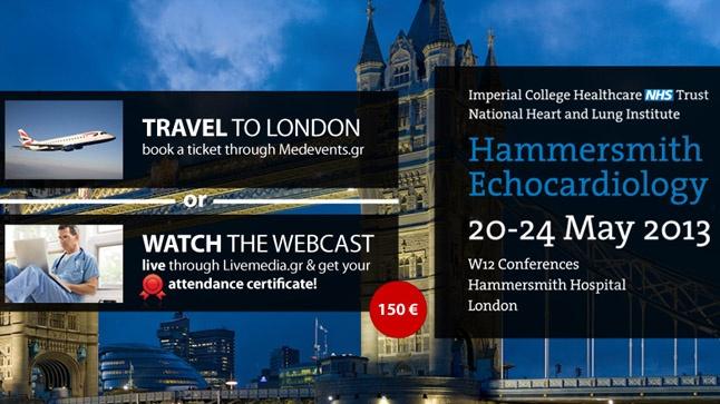Hammersmith Echocardiology Conference 2013
