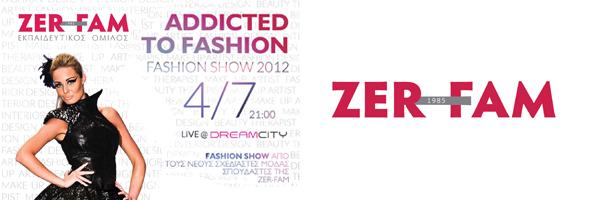ZER-FAM FASHION SHOW 2012