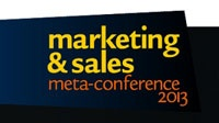 Marketing & Sales meta-conference: Tech Tools...