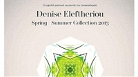 Επίδειξη Spring-Summer 2013 Denise Eleftheriou...