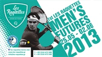 1st International Tennis Tournament for men