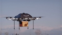Delivery drones are coming: Jeff Bezos promises half-hour shipping with Amazon Prime Air