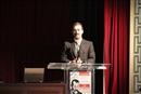 Λάκης Βίγκας, Πρόεδρος του συνδέσμου υποστήριξης Ρωμαιικών Κοινοτικών Υδρυμάτων