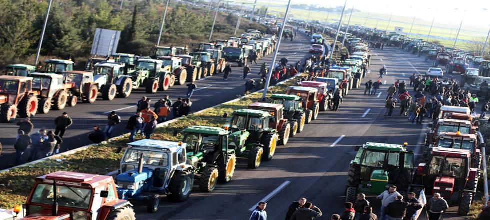 ΣΥΝΕΝΤΕΥΞΗ ΤΥΠΟΥ της Πανελλαδικής Επιτροπής Αγροτικών Μπλόκων