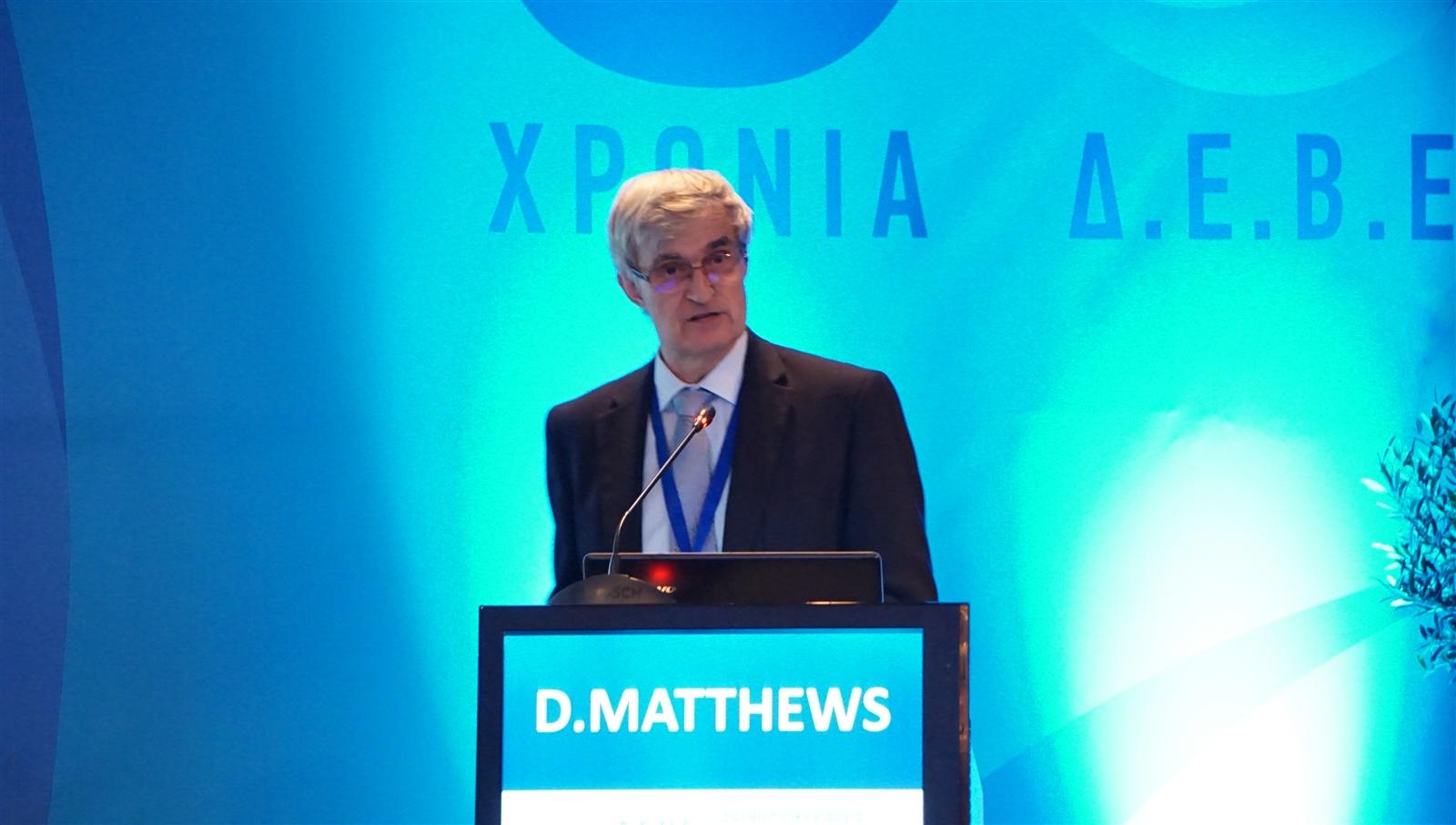 MATTHEWS DAVID