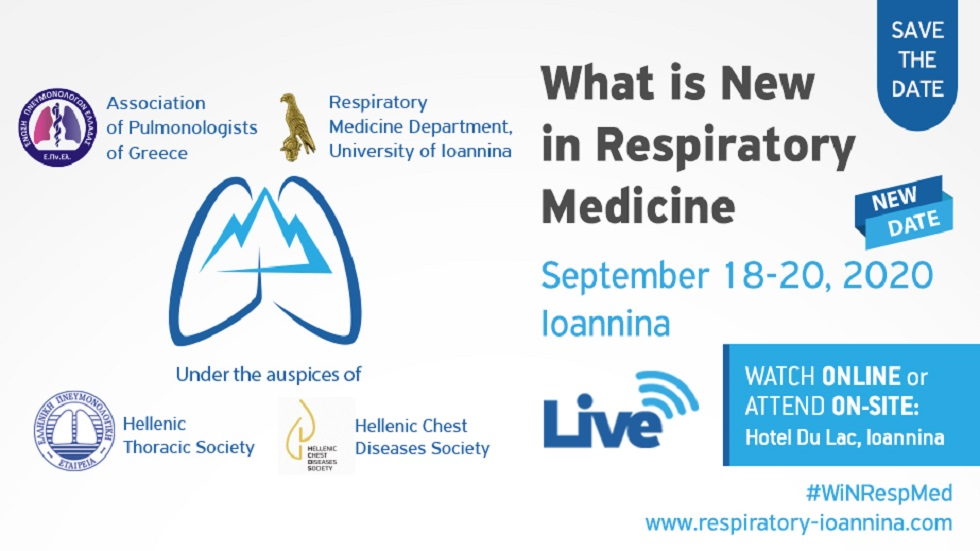 What is New in Respiratory Medicine