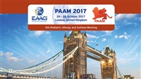 PAAM 2017, Pediatric Allergy and Asthma Meeting