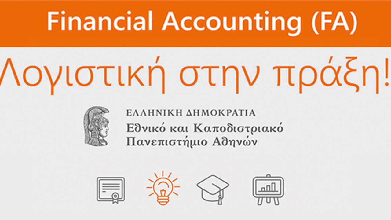 Financial Accounting (FA) 30/11
