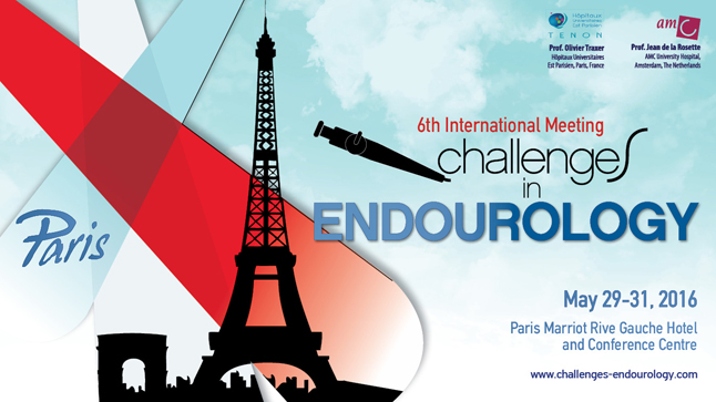 6th International Meeting Challenges in Endourology & Functional Urology